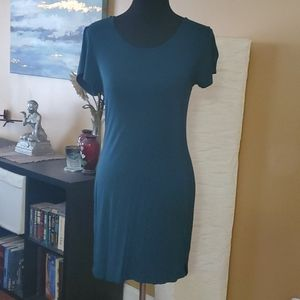 T shirt dress size large
